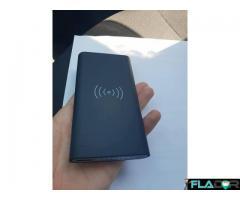 Baterie externa cu incarcare fir+wifi