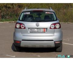 Volkswagen Cross Golf V plus