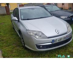 Renault laguna phase 3 an fabricatie 2008