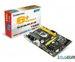 KIT mining 1150 Biostar TB85 + Intel G1840 + 4GB DDR3
