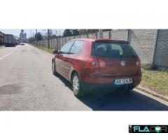 Volkswagen Golf V - Benzina + GPL